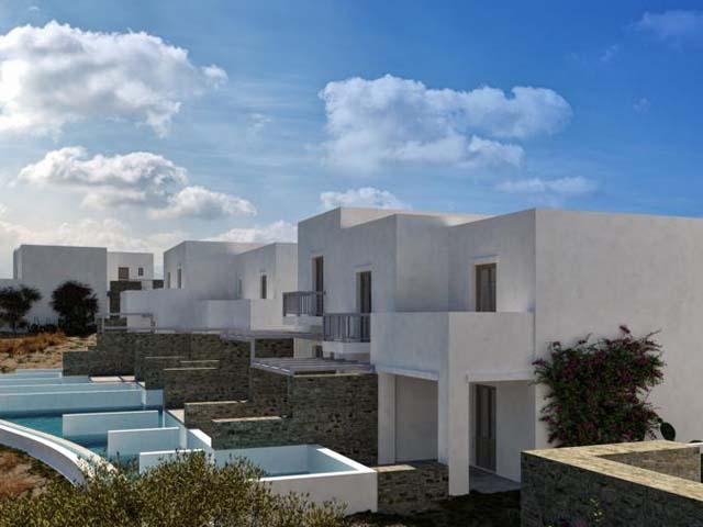 summer senses Paros Hotel