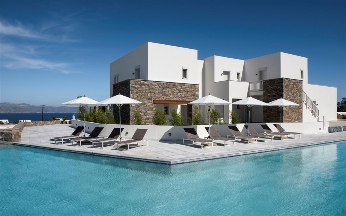 summer-senses Paros hotel